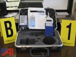 (2) Sound Meters