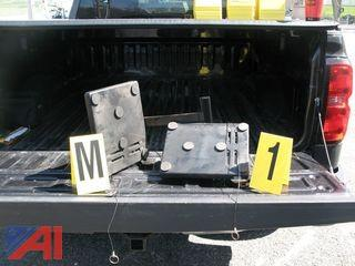 Various Car Computer Mounts