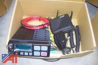 (125) MA Comm VHF Radios