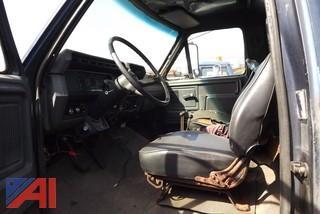 1987 Ford F800 Dump/Sander