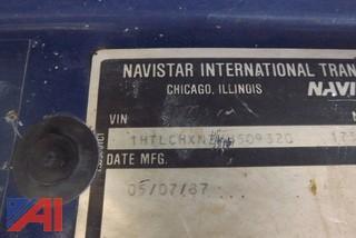 1987 International 1754 Dump/Sander