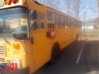 2000 Bluebird Transit Bus