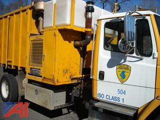 "2000 Freightliner ""FL-80 With Vac All Sewer Body"