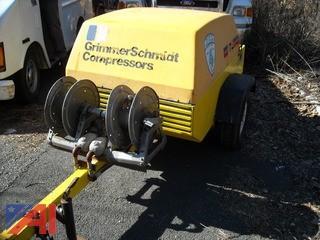 "1993 Grimmer/Schmidt ""175QA"" Air Compressor"
