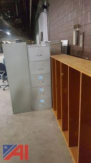 Lot of Assorted Office Furniture