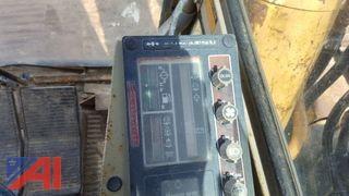 1989 Komatsu KAPC 400LC-3 Track Hoe