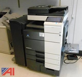 2014 Konica Minolta BizHub 654 Digital Mulifunction Copy Machine