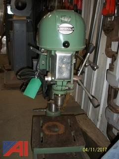 Baldor Drill Press