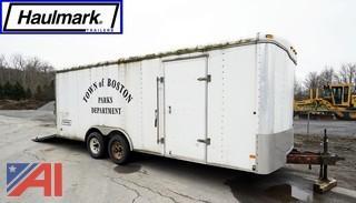 2003 Haulmark 20' Enclosed Cargo Trailer