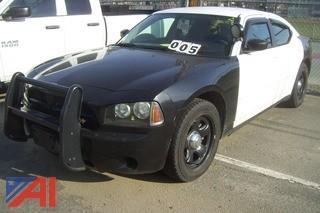 **Lot Updated** 2007 Dodge Charger 4DSD/Police Interceptor