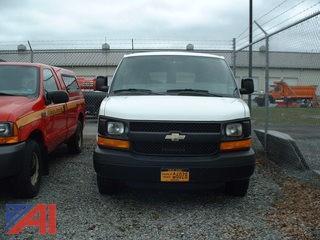 2009 Chevrolet Van