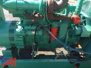 Onan 125 Gen Set 125kw Generator