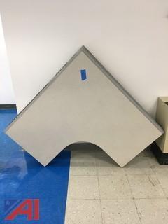 Corner Desk Pieces