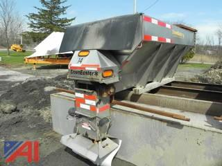 DownEaster Stainless Steel Sander/Spreader (Chain)