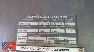 2004 Volvo EW180B Excavator