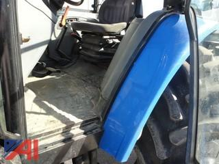 2001 New Holland TL90DT Tractor
