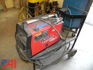 Lincoln Electric Power Mig 140c Mig Welder