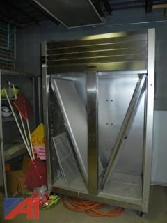 Traulsen Stainless Steel Reach-in Freezer
