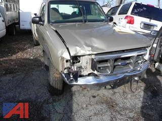 2000 Ford Ranger Pickup