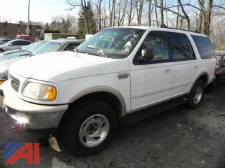 1998 Ford Eddie Bauer Expedition SUV