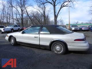 1994 Lincoln Mark VIII 4DSD