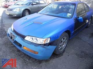 1996 Honda Accord 2DSD