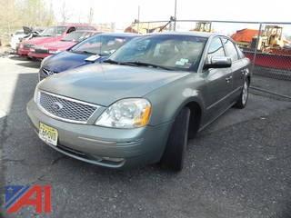 2006 Ford Five Hundred 4DSD