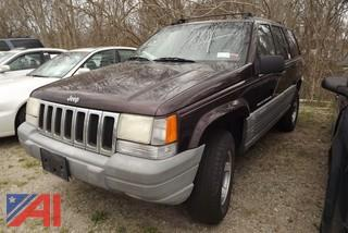 1998 Jeep Grand Cherokee SUV