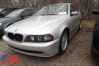 2001 BMW 525F Sedan