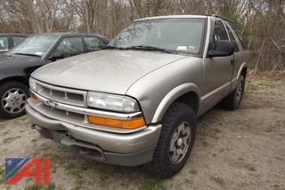 2001 Chevrolet Blazer SUV-2 door