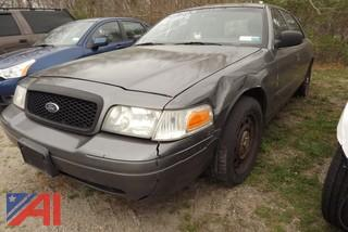 2006 Ford Crown Victoria Sedan
