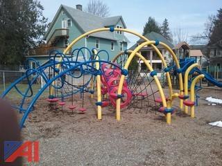 Playground Equipment - Tubular Structure