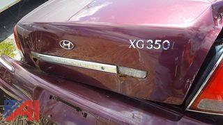 Hyundai XG350 Scrap Vehicle