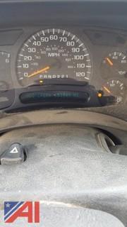 2007 Chevy Silverado Classic 2500HD Pickup with V- Plow