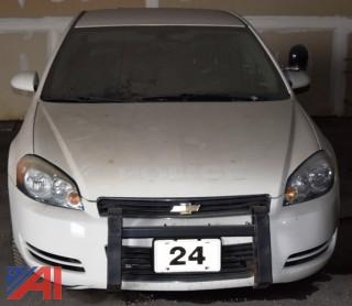 2008 Chevrolet Impala 4DSD/Police Interceptor