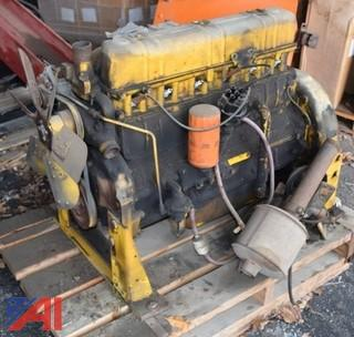 International Harvester VC 221 6 Cyl Motor