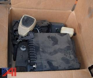 Old Motorola, Uniden Mobile Radios