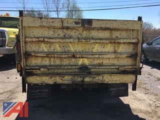 1996 Ford F350 Dump Truck