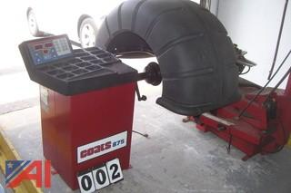 Coats 875 Tire Balancer