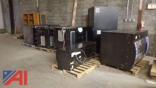 Large Lot of Vending Machines