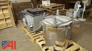 Lot of Electric Kilns
