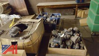 Large Lot of Spirax Steam Traps