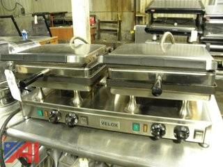 Silesia Velox High Speed Panini Sandwich Grill