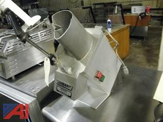 Hobart Continuous Feed Food Processor