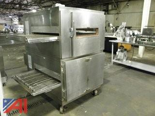 "Lincoln Impinger Double Stack 32"" Conveyor Oven"