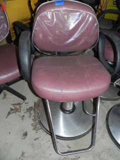 (2) Belvedere Salon Chairs