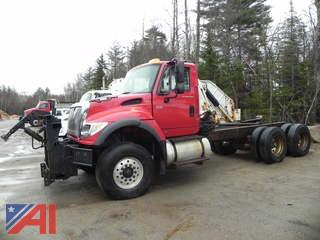 2006 International 7600 Cab and Chassis