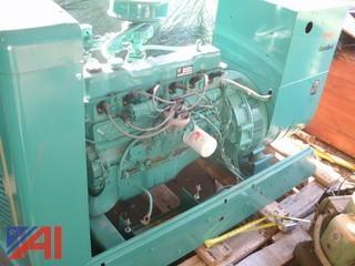 Onan GenSet 30 Generator