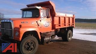1977 Ford Dump Truck