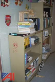 Metal Files and Bookcases